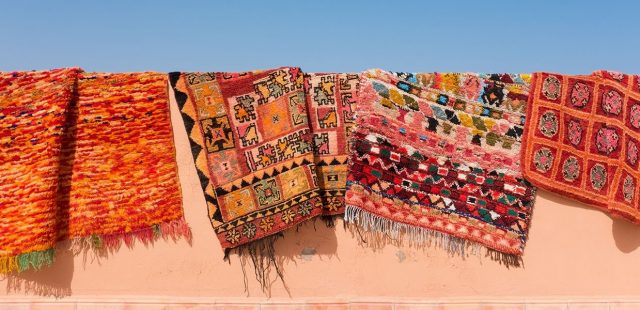 Southern Morocco and high Atlas Rug